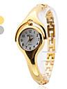 pentru Doamne Ceas La Modă Ceas Brățară Quartz Bandă Brățară rigidă Elegant Argint Auriu Auriu Argintiu