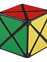 Slät Hastighet Cube Alien Magiska kuber Svart Blekna Plastic