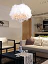 Max 60W Contemporain / Batterie Cristal / Style mini Plaque Lampe suspendue Salle de sejour / Chambre a coucher / chambre d\'enfants
