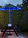 100 bleu exterieur a LED solaire Guirlande lumineuse de Noel Cadeaux Lampe Decor