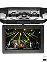 """12.1 """"tak montera bil dvd-spelare med analog tv stöd dvd, sd, usb, fm, ir, mp4, trådlös spel"""