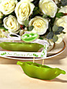 Two Peas in a Pod Candle Favor