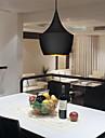 60 Lampe suspendue ,  Contemporain Retro Peintures Fonctionnalite for Style mini Metal Salle de sejour Chambre a coucher Salle a manger