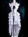 White Dress Cosplay Costume Inspired by Chobits Chi