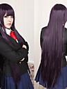 peruca cosplay inspirado inu x boku servico secreto shirakiin rinrincho