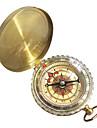 Bärbar Koppar Kompass