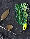 Metal Bait Spinner Floating Fishing Lure (7g)