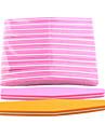 10st svamp nagelfilar diamant (slumpmässiga färger)