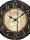 Euro Country Vintage Wall Clock