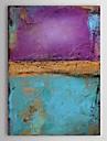 Peint a la main Abstrait Un Panneau Toile Peinture a l\'huile Hang-peint For Decoration d\'interieur