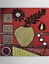 Handmålade oljemålning Sammanfattning 1304-AB0488