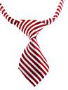 Chat / Chien Cravate/Noeud Papillon Rouge / Incanardin Vetements pour Chien Printemps/Automne Mariage