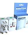 Resor Adapter och frekvensomvandlare/reseladdare / Uppblåst matta Resetillbehör för nödfall Plastic