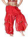 아이들 더 많은 색상을 dancewear의 사랑스러운 스팽글 쉬폰 밸리 댄스 바닥