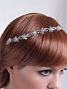 Women\'s Alloy Headpiece - Wedding/Special Occasion Flowers