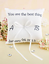 """Personalized """"You Are the Best Thing"""" Wedding Ring Pillow"""