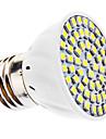 3W E14 / E26/E27 LED-spotlights MR16 60 SMD 3528 240 lm Varmvit / Kallvit AC 220-240 / AC 110-130 V