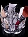 Kosmetika förvaring Toalett / Badkar Plast Multifunktion / Miljövänlig