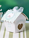 Favor Box With Ribbon-Set of 12