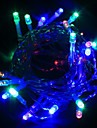 40-LED 5M Christmas Holiday dekoration RGB Ljus LED String ljus