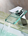 Sprinkle® Sink Faucets  ,  Contemporary  with  Chrome Single Handle One Hole  ,  Feature  for Waterfall / Centerset