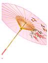"""Umbrele de soare(Roz) -Temă Asiatică / Temă Florală Primăvara / Vara 22 4/5"""" l x 33 1/2"""" în diametru(58cm lungime × 85cm în diametru)22"""