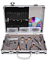 Piercing Supplies Body tattoo Pierce Kit With Fashion Jewelry&Teaching DVD