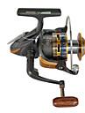 Fiskerullar Spinning Reels 5.5:1 10 Kullager utbytbar / HÖGERHÄNT / VÄNSTERHÄNT Sjöfiske / Spinning / Färskvatten Fiske - HYD7000