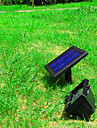 Solar Power Ultra Bright 30 LED Garden Flood Spot Light Lawn Cool White Lamp (CIS-57217)