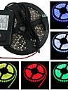 5M 300X3528 cms bande de lumiere et de connecteur et AC110-240V a Eu Transformer Dc12V3A (variete de couleurs)