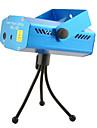 Controle vocal HL-10 LED vert / rouge / automatique d\'etape de laser lampe