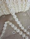 Wedding Décor 1M Floral Faux Pearl Garlands for  Decoration