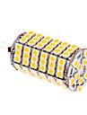 Lampada Espiga G4 7 W 580 LM 2500-3500 K Branco Quente 118 SMD 5050 DC 12 V