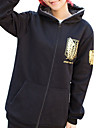 """Attack On Titan """"Wings of Freedom"""" Cosplay Gilding Hoodie"""