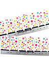 28st Full-tip Lovely Dot Pattern Nail Art Stickers Dekaler