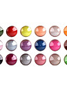 18-Color Nail Art Sculpture Carving Acrylic Powder(Random Color)
