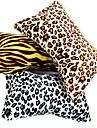Leopard Print main d\'oreiller de coussin d\'art d\'ongle de manucure (couleur aleatoire)