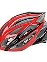 Casque Velo (Rouge , PC / EPS)-de Femme / Homme / Unisexe - Cyclisme Route / Sports / Half Shell 21 Aeration M : 55-59cm / L : 59-63cm