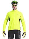 Mysenlan Veste de Cyclisme Homme Velo Veste Hauts/Tops Etanche Sechage rapide Pare-vent Vestimentaire Decorations Reflechissantes