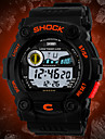 SKMEI® Men's Watch Sports LCD Digital Water Resistant Calendar Multi-Function  Cool Watch Unique Watch Fashion Watch