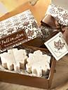 Bröllop Gift Mini Maple Leaf Soap 33g