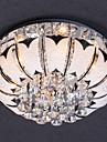 2 Way Noble LED Crystal Ceiling Light 16 Light