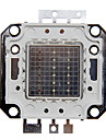 zdm ™ 20w rgb lumiere integree module LED (rouge: 13-15v, vert: 18-20V, bleu: 18-20V)