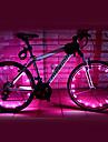 Eclairage de Velo / bicyclette / Eclairage pour roues de velo LED Cyclisme Etanche AA Lumens Batterie Cyclisme-FJQXZ®