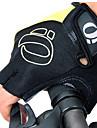 KORAMAN® Aktivitet/Sport Handskar Herr Cykelhandskar Sommar Cykelhandskar Anti-skidding / Andningsfunktion Fingerlösa Nylon Cykelhandskar