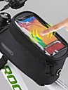 ROSWHEEL Bike Frame Bag/Phone bag 5.5 Inch for Iphone 6/6 Plus Cycling Waterproof Touch Screen