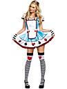 女性用 用- Halloween/カーニバル - ユニフォーム - ドレス - 付属