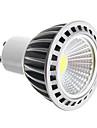 3W E14 / GU10 / E26/E27 LED-spotlights COB 50-240 lm Varmvit / Kallvit Dimbar AC 220-240 V