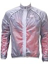 REALTOO® Veste de Cyclisme Femme / Homme / Unisexe Manches longues Velo Etanche / Sechage rapide / Pare-ventVeste / Impermeable/Poncho /