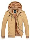 SMR Men\'s Fashion Stand Collar Jacket_8801